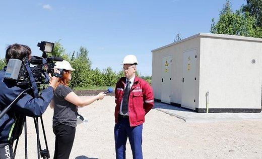 AS 'Sadales tīkls' Latgales elektrotīklā ieguldīs 11 miljonus eiro