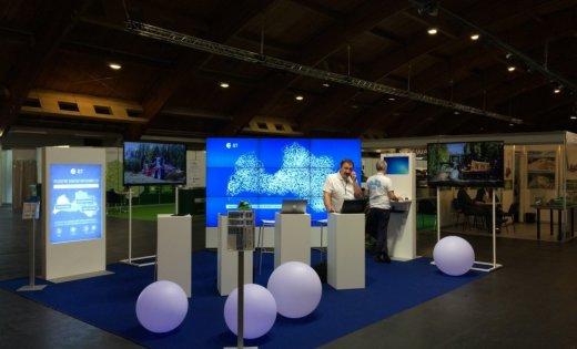 Izstādē 'Vide un enerģija' sniegs praktiskus padomus par elektroapgādi